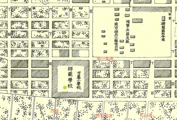 1901市街圖