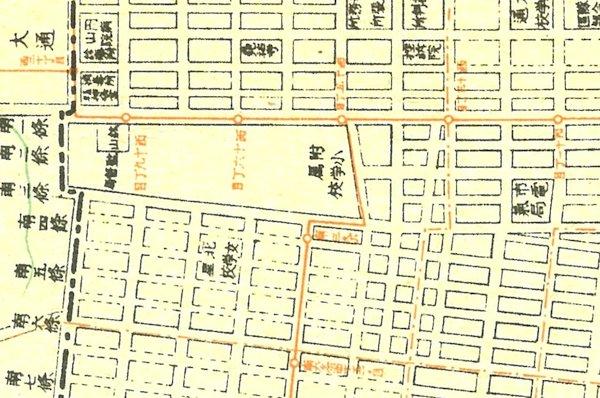 S11市街圖