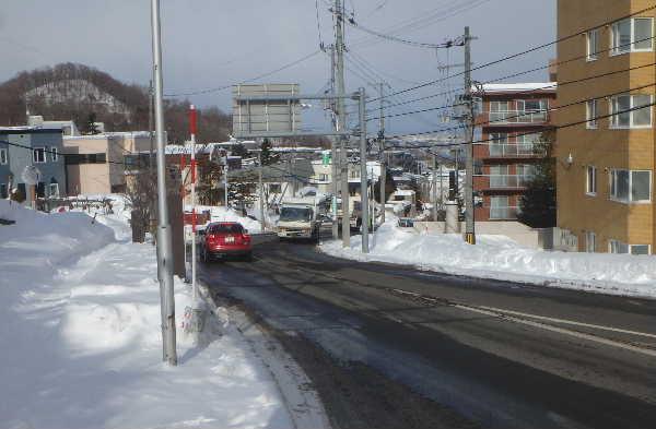 道路の排雪