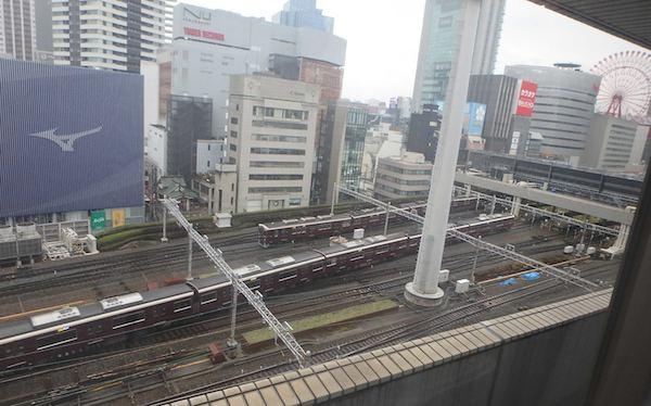 梅田駅構内