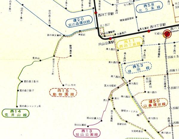 荒井山線1981