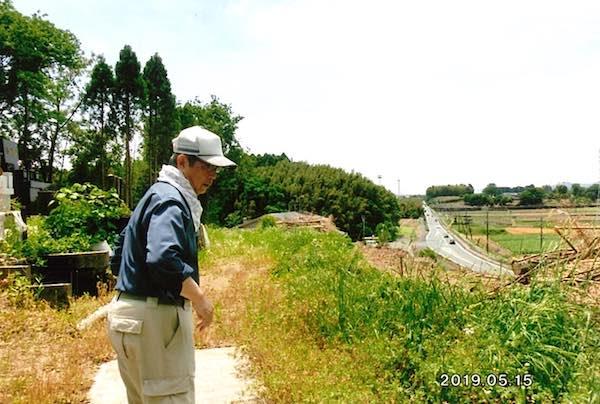 江良の墓1