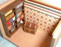 書斎に宝箱