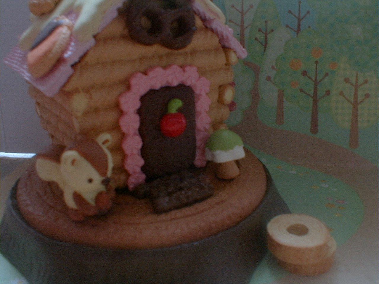 お菓子の家2