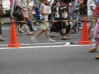 京都でもチラリズム