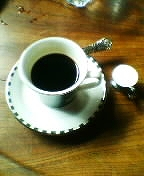 倉敷・珈琲館のコーヒー
