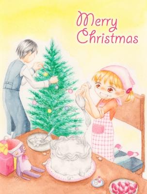 ふぁみれすクリスマス編