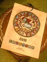2010カレンダー1