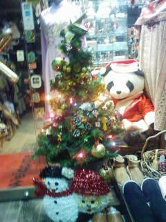 クリスマス装飾2012