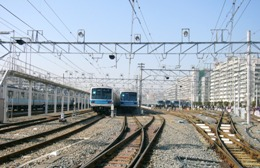 東京メトロ深川車両基地