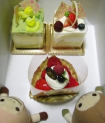 0409誕生日ケーキ