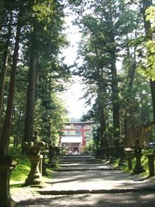 北口本宮富士浅間神社 1