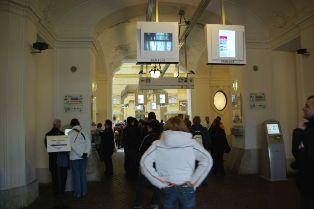 シェーンブルン宮殿チケットオフィス