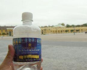 シェーンブルン宮殿 ペットボトル