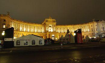 新王宮 夜景