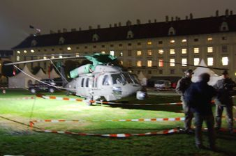 オーストリア軍 ヘリコプター