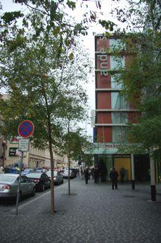 Andel's Hotel外観