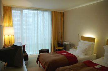 Andel's Hotel ツイン室内