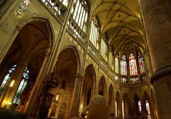 こきんin聖ヴィート大聖堂