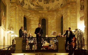 聖イジー教会コンサートメンバー
