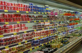 KOTVA地下のスーパー