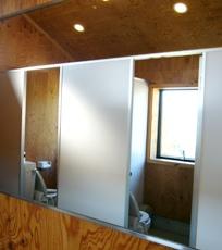 ほったらかし温泉・女眺望トイレ