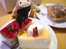 シュークリー ケーキ