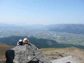 熊本 大観峰1