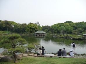 2010年みどりの日 清澄庭園