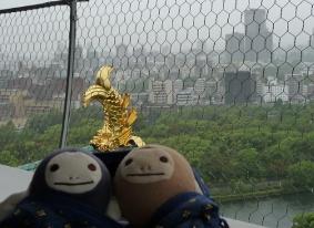 大阪城 展望台