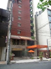 大阪アリエッタホテル 外観