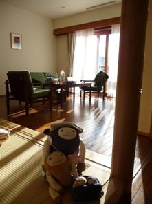 清泉寮 新館和室リビング