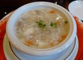 萬珍樓 點心舗 豆腐のとろみスープ