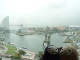 横浜 宿からの眺め1