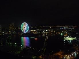 横浜 宿からの眺め2