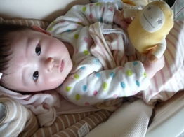 こきんちゃんと1 2012年3月