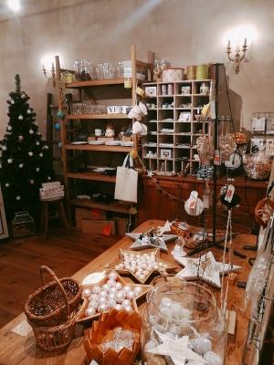 クリスマスセール インテリア雑貨 輸入雑貨 クリスマスオーナメント ツリー おしゃれ雑貨 カフェ アンティーク