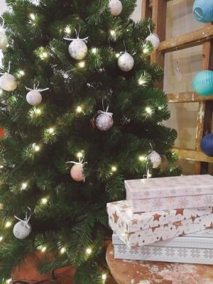 クリスマス ツリー オーナメント プレゼント 雑貨店 インテリア 沼津市 セール中 10%OFF カフェ