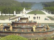 ベルサイユ宮殿 庭園