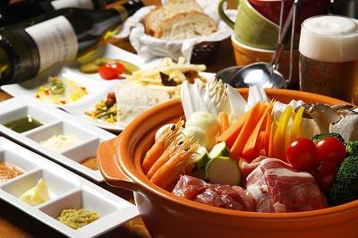 deltamarket デルタ トマトスープ鍋 宴会 貸切 二次会 飲み放題