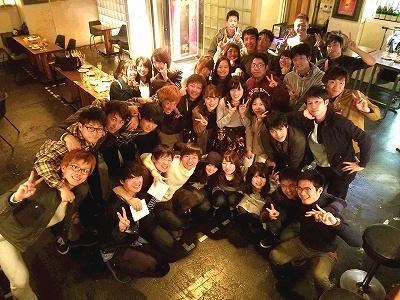 デルタマーケット 高松 貸切 パーティー 卒業 香川大学