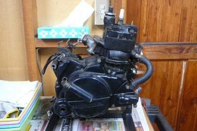 MTX80エンジン1