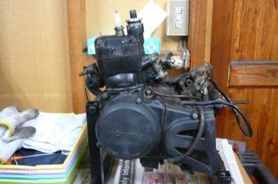 MTX80エンジン2