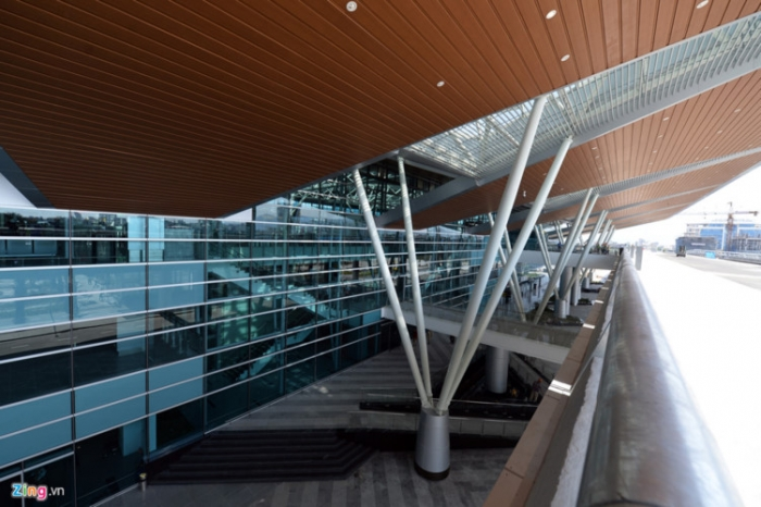 ダナン空港 新ターミナル 2