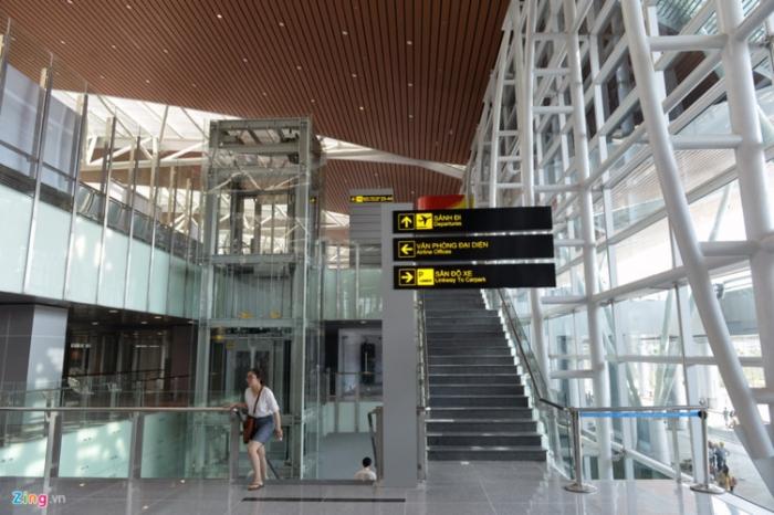 ダナン空港 新ターミナル 3