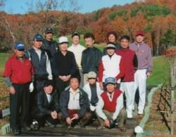 2008年11月 ゴルフ