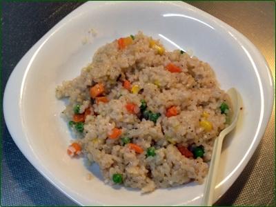 玄米ピラフ