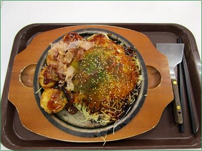 OKONOMI ICHIBANCHI 広島焼