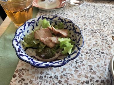 タイ料理 サワディー サラダ