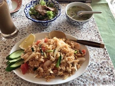 タイ料理 サワディー チャーハン